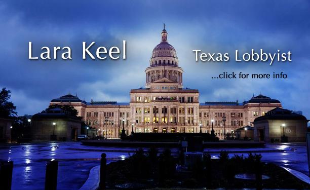 Lara Keel: Texas Lobbyist